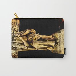 Kneeling Angel Carry-All Pouch