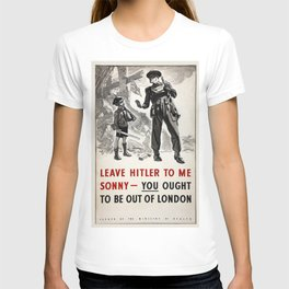 Vintage poster - Leave Him to Me T-shirt