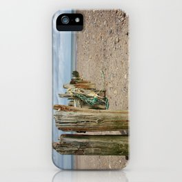 Sandsend iPhone Case