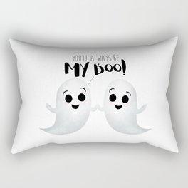 You'll Always Be My Boo! Rectangular Pillow