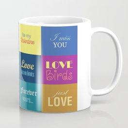 love messages Coffee Mug