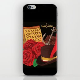 vices & virtues iPhone Skin