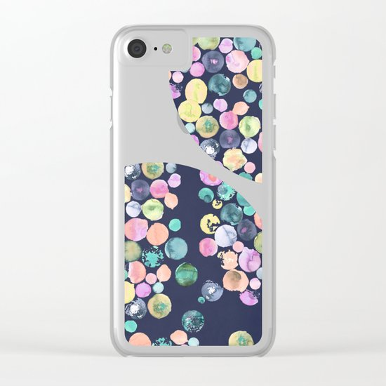 Oh No, I'm Losing my Marbles! Clear iPhone Case