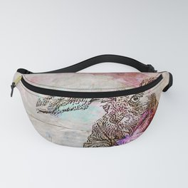 morning coffee Fanny Pack
