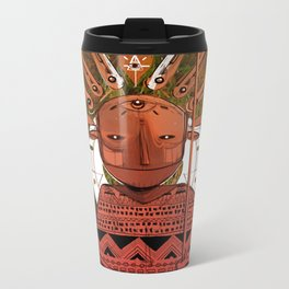 Chamán Metal Travel Mug
