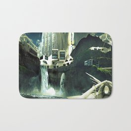 Arcadia, The Last Great City Bath Mat