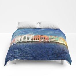 Willemstad, Curaçao Comforters