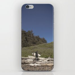 To the Ocean iPhone Skin