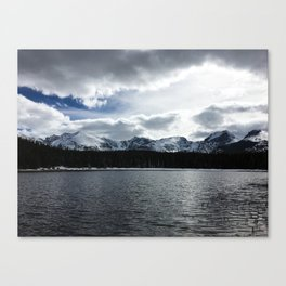 Bierstadt Lake,CO Canvas Print