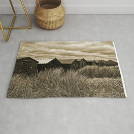 Huts And Dunes Rug