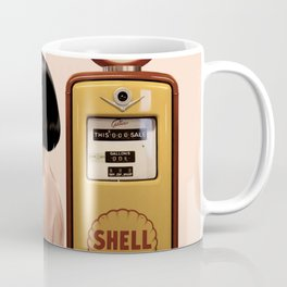 GASOLINE GAL Coffee Mug