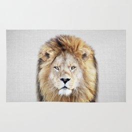 Lion 2 - Colorful Rug