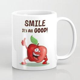 Smile, It's All Good! Coffee Mug