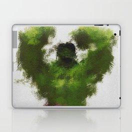 Smashing Green Laptop & iPad Skin