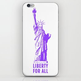 Liberty iPhone Skin