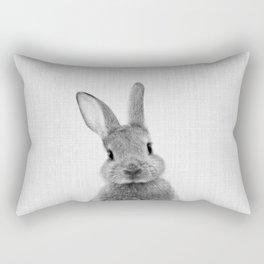 Print 48 - Peekaboo Bunny Rectangular Pillow