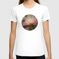 rustic T-shirts featuring Rustic Spring by Olivia Joy StClaire