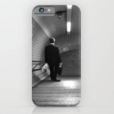 Empty London Underground stairs iPhone 6s Slim Case