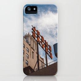Jesus Saves LA iPhone Case
