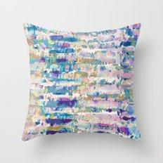 Sweet Stripe Throw Pillow