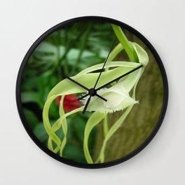 Funky Fleur Wall Clock