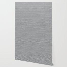 Glacier Gray Wood Grain Texture Color Accent Wallpaper
