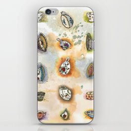 Tittie Tea Cups iPhone Skin