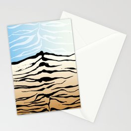 tiger mountain Stationery Cards