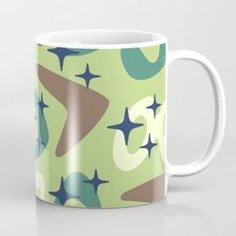 Retro Mid Century Modern Abstract Composition 939 Coffee Mug