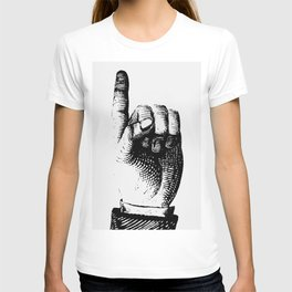 Black And White Poster - Motivational Drawing Art Print Wall Decor T-shirt