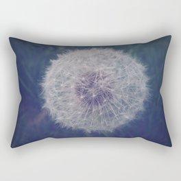 DANDELION BLOWBALL Rectangular Pillow