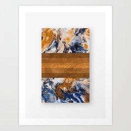 Lucent Forms: Todoroki Art Print