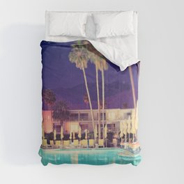 Palm Springs Hotel Comforters