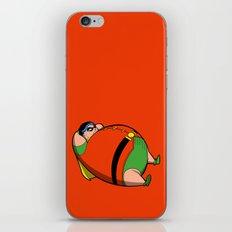 Tuby : Classic Robin iPhone & iPod Skin