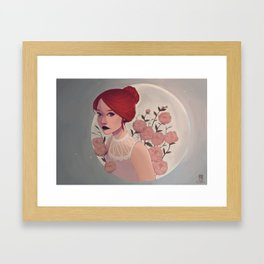 Depression Framed Art Print