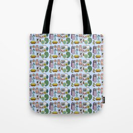 Ace Attorney Inventory Tote Bag