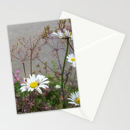 Living in Floral Harmony Stationery Cards