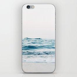 Kiss Me Like A Wave iPhone Skin