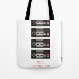 I Heart Nintendo Tote Bag