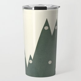 Moonlit Peaks Travel Mug