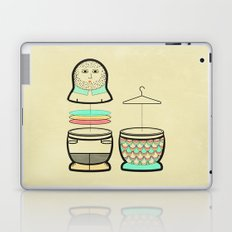 Everybody should have the opportunity to become a mermaid Laptop & iPad Skin
