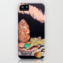 Rosé Brunch iPhone Case