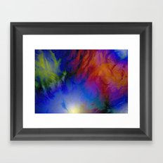 Fibre Fun Framed Art Print