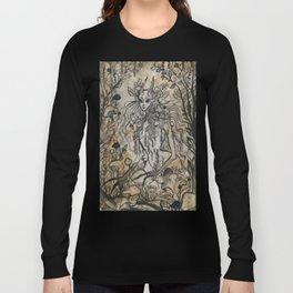 Mushroom Nymph Long Sleeve T-shirt