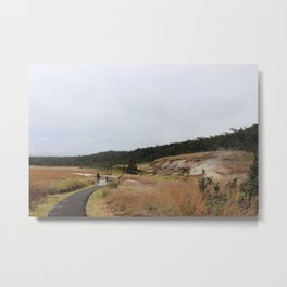 Kilauea Sulfur Banks Trail I - Big Island, HI Metal Print