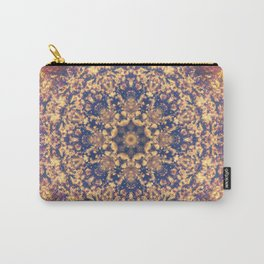 Distant Clouds Mandala Carry-All Pouch