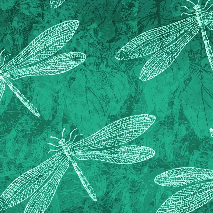 Dragonflies of Spring Leggings