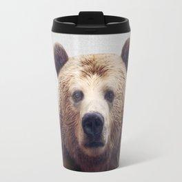 Bear - Colorful Travel Mug