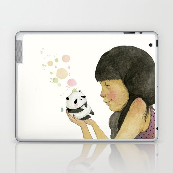 I adore you, baby Laptop & iPad Skin