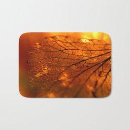 Amber Death Bath Mat